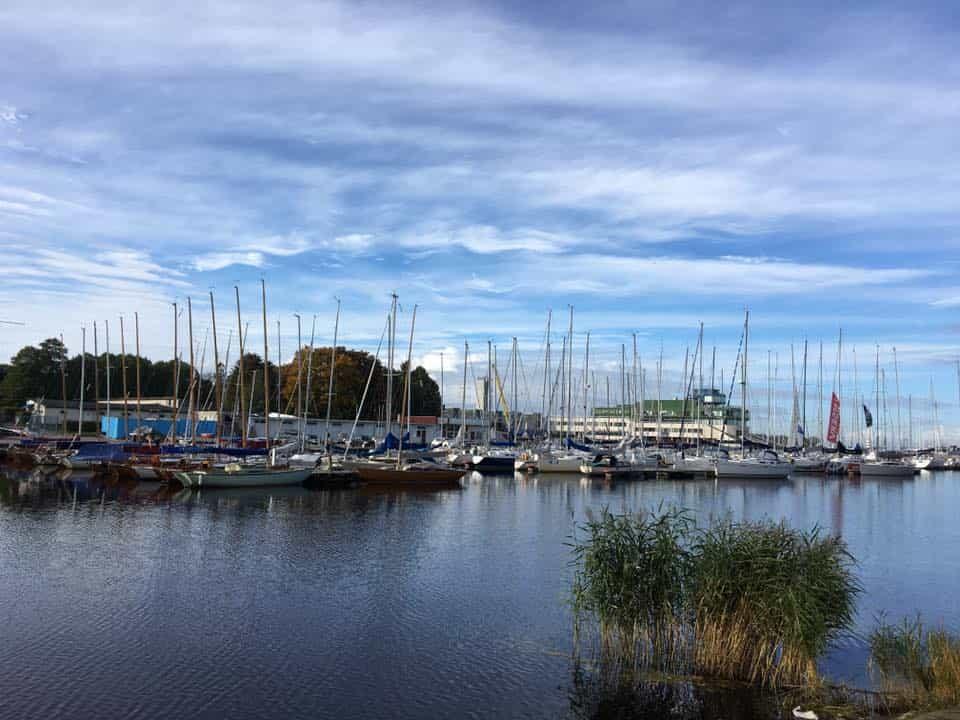 Working in Estonia – Gulcin Yildirim