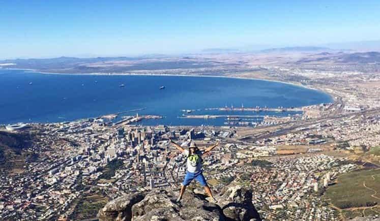 Cape Town'da Çalışma – Ali Deniz Ergun