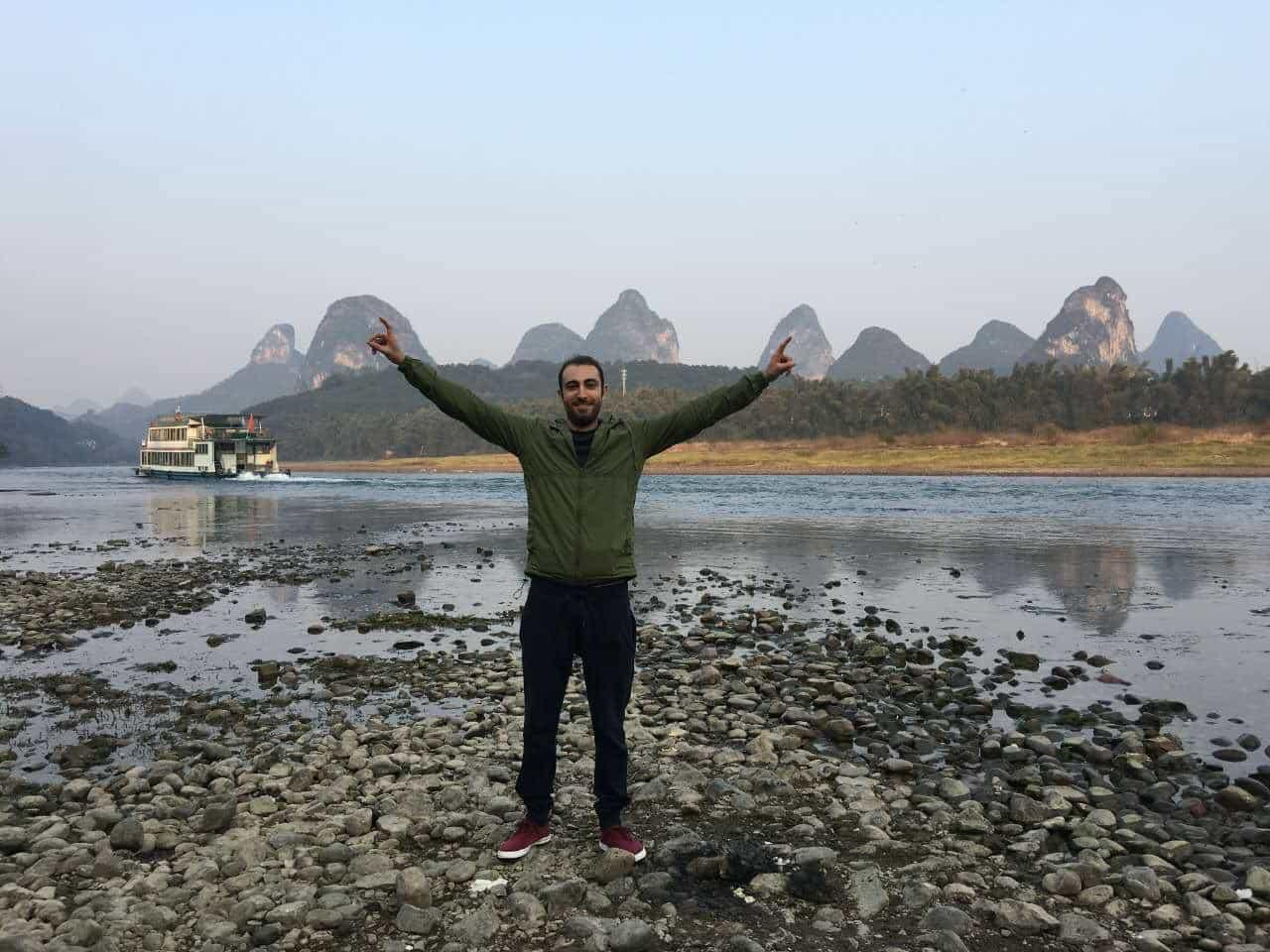 Çin'de Çalışma – Cafer Kara