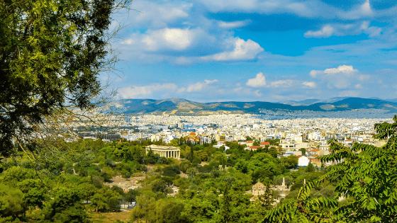 Yunanistan'da Çalışma – Mehmet Goktug Icten