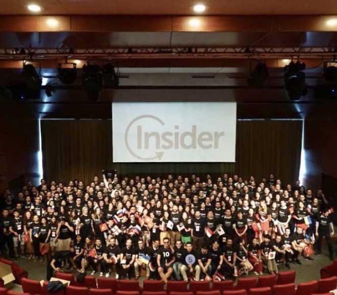Çalışmak İsteyeceğiniz Startup: Insider