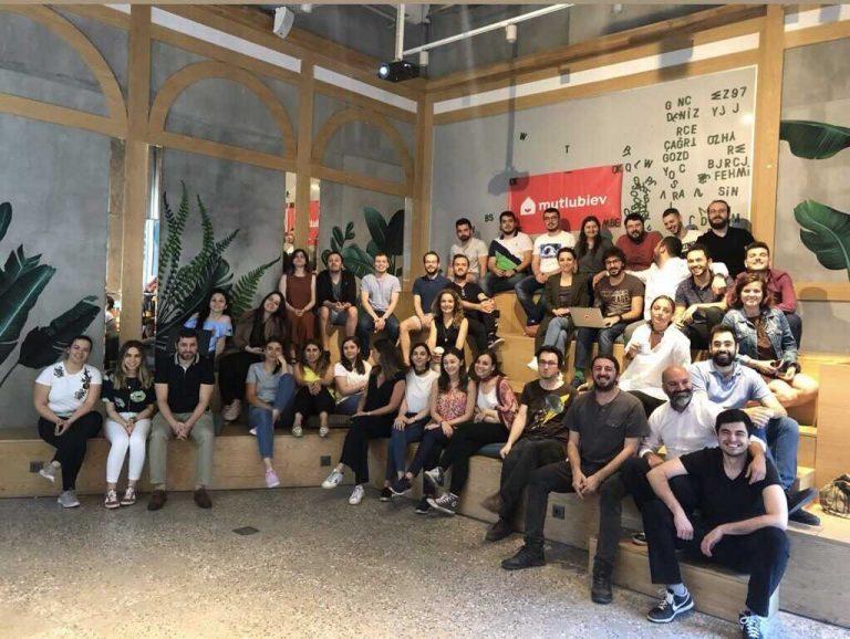 Çalışmak İsteyeceğiniz Startup: Mutlubiev