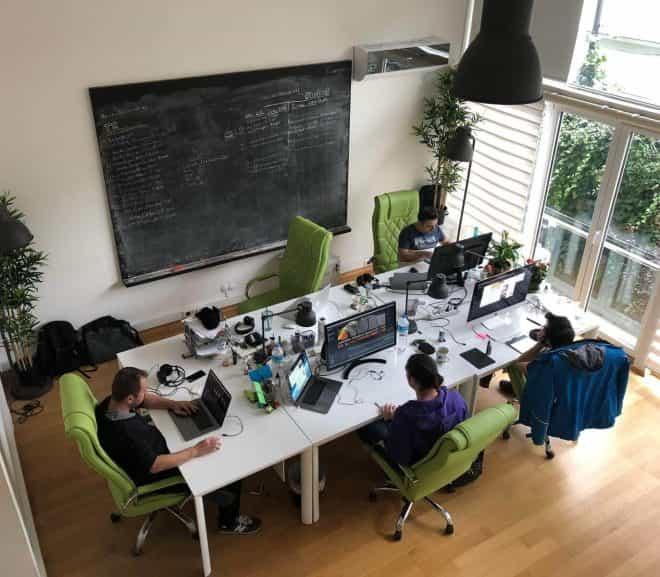 Çalışmak İsteyeceğiniz Startup: United Plankton